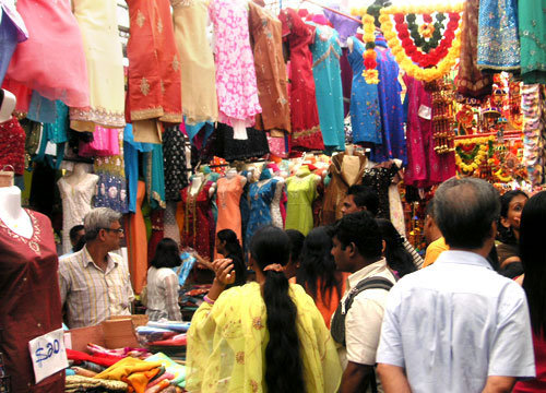 Indian Cloth Store - Buy Indian
